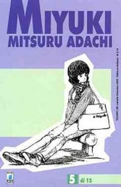 Copertina MIYUKI n.5 - MIYUKI 5, STAR COMICS