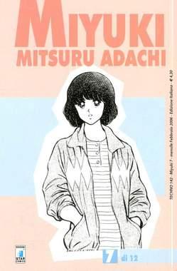 Copertina MIYUKI n.7 - MIYUKI 7, STAR COMICS