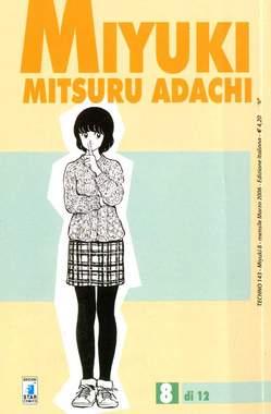 Copertina MIYUKI n.8 - MIYUKI 8, STAR COMICS