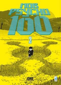 Copertina MOB PSYCHO 100 n.2 - MOB PSYCHO 100, STAR COMICS