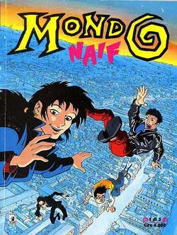 Copertina MONDO NAIF n.1 - MONDO NAIF MINI DI 3         1, STAR COMICS