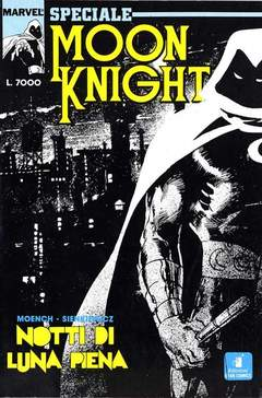 STAR COMICS - MOON KNIGHT