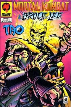 Copertina MORTAL KOMBAT n.5 - MORTAL KOMBAT                5, STAR COMICS