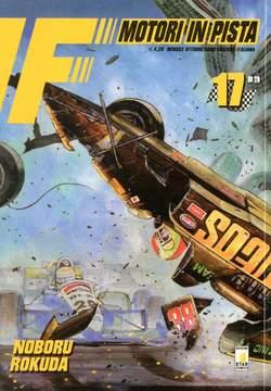Copertina F MOTORI IN PISTA n.17 - F MOTORI IN PISTA 17, STAR COMICS