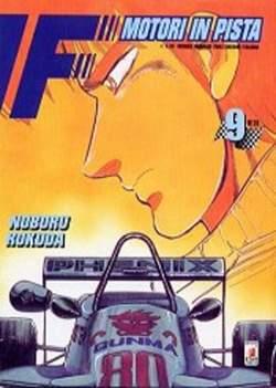 Copertina F MOTORI IN PISTA n.9 - F MOTORI IN PISTA 9, STAR COMICS
