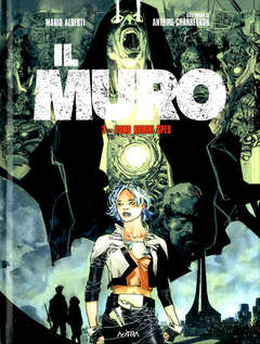 Copertina MURO (m3) n.3 - HOMO HOMINI SPES, STAR COMICS