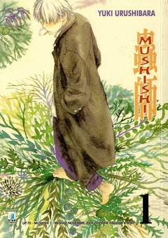 Copertina MUSHISHI (m10) n.1 - UP 70, STAR COMICS