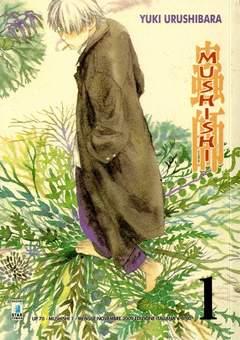 Copertina MUSHISHI (m10) n.1 - UP 70, STAR COMICS