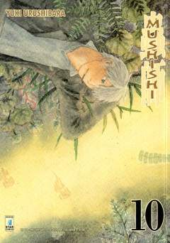 Copertina MUSHISHI (m10) n.10 - UP 79, STAR COMICS