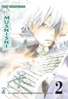 Copertina MUSHISHI (m10) n.2 - UP 71, STAR COMICS