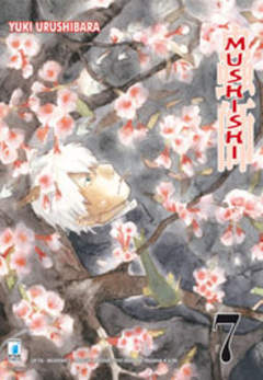 Copertina MUSHISHI (m10) n.7 - UP 76, STAR COMICS