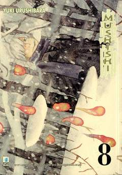 Copertina MUSHISHI (m10) n.8 - UP 77, STAR COMICS