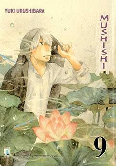 Copertina MUSHISHI (m10) n.9 - UP 78, STAR COMICS