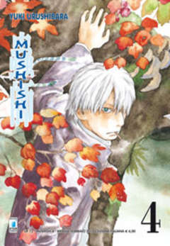 Copertina MUSHISHI n.4 - MUSHISHI (m10), STAR COMICS
