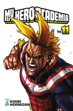 Copertina MY HERO ACADEMIA n.11 - MY HERO ACADEMIA, STAR COMICS