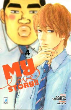 Copertina MY LOVE STORY!! (m13) n.4 - MY LOVE STORY!!, STAR COMICS