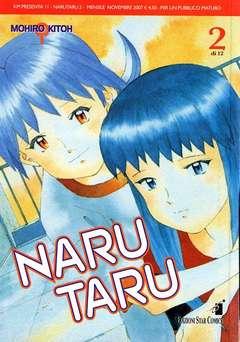 Copertina NARUTARU n.2 - NARUTARU 2 (m12), STAR COMICS