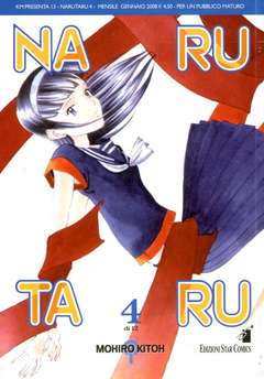 Copertina NARUTARU n.4 - NARUTARU 4 (m12), STAR COMICS
