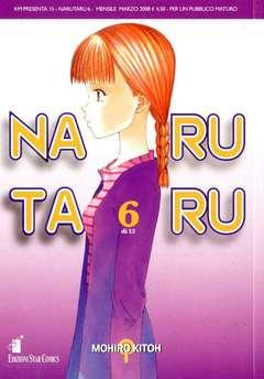 Copertina NARUTARU n.6 - NARUTARU 6, STAR COMICS