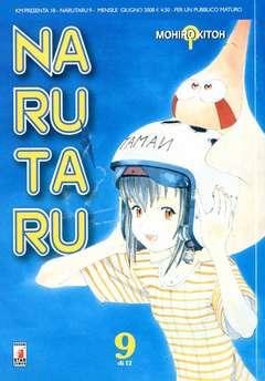 Copertina NARUTARU n.9 - NARUTARU 9 (m12), STAR COMICS