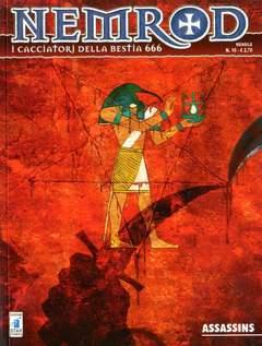 Copertina NEMROD n.10 - NEMROD                      10, STAR COMICS