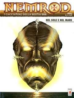 Copertina NEMROD n.6 - NEL SOLE E NEL MARE, STAR COMICS