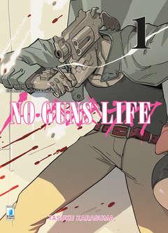 Copertina NO GUNS LIFE n.1 - NO GUNS LIFE 1 - Variant di GIACOMO BEVILACQUA, STAR COMICS