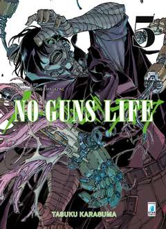 Copertina NO GUNS LIFE n.5 - NO GUNS LIFE, STAR COMICS