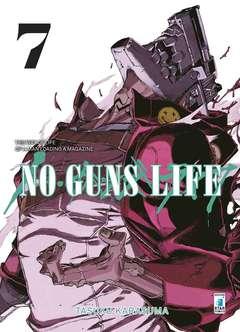 Copertina NO GUNS LIFE n.7 - NO GUNS LIFE 7, STAR COMICS