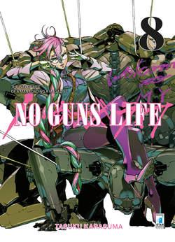 Copertina NO GUNS LIFE n.8 - NO GUNS LIFE 8, STAR COMICS