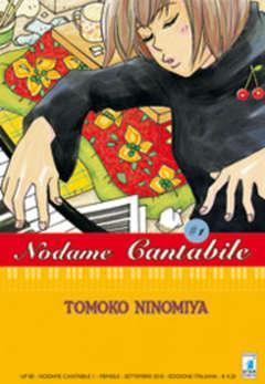 Copertina NODAME CANTABILE n.1 - NODAME CANTABILE (m25), STAR COMICS