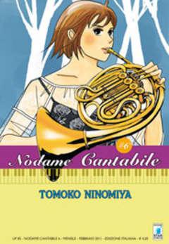 Copertina NODAME CANTABILE n.6 - NODAME CANTABILE (m25), STAR COMICS