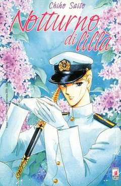 Copertina NOTTURNO DI LILLA n.77 - NOTTURNO DI LILLA, STAR COMICS