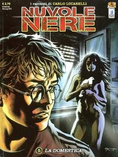 Copertina NUVOLE NERE (m6) n.5 - GUEDE', STAR COMICS