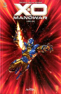 Copertina X-O MANOWAR 2001 n.1 - LIBRO UNO, STAR COMICS