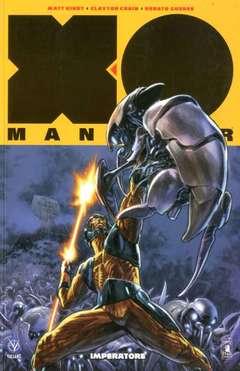 Copertina X-O MANOWAR Nuova Serie n.3 - IMPERATORE, STAR COMICS