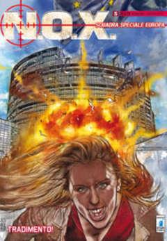 Copertina N.O.X. n.5 - TRADIMENTO!, STAR COMICS