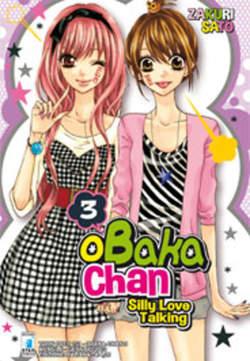 Copertina OBAKA-CHAN n.3 - SILLY LOVE TALKING 3, STAR COMICS