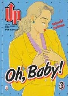 Copertina OH, BABY! n.3 - OH, BABY! 3, STAR COMICS