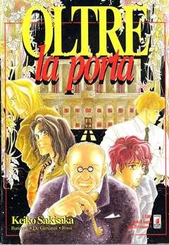 Copertina OLTRE LA PORTA n.9 - OLTRE LA PORTA, STAR COMICS