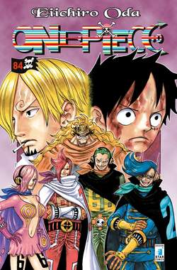 Copertina ONE PIECE n.84 - ONE PIECE, STAR COMICS