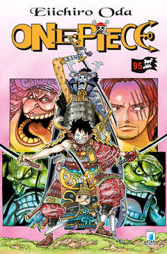 Copertina ONE PIECE n.95 - YOUNG 315, STAR COMICS