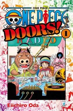Copertina ONE PIECE DOORS! n.1 - ONE PIECE DOORS!, STAR COMICS