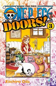 Copertina ONE PIECE DOORS! n.3 - ONE PIECE DOORS!, STAR COMICS