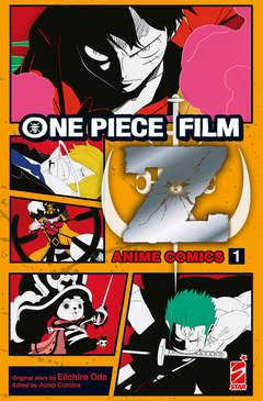 Copertina ONE PIECE Z IL FILM ANIME C. n.1 - ONE PIECE Z IL FILM ANIME COMICS, STAR COMICS