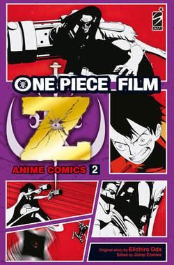 Copertina ONE PIECE Z IL FILM ANIME C. n.2 - ONE PIECE Z IL FILM ANIME COMICS, STAR COMICS