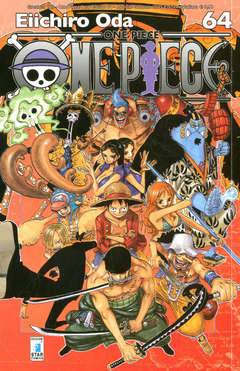 STAR COMICS - ONE PIECe new edition