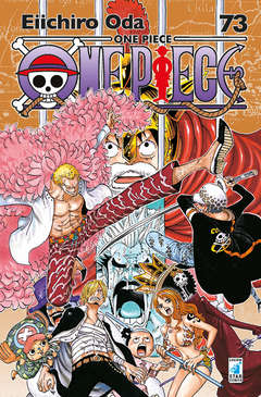 Copertina ONE PIECe new edition n.73 - ONE PIECE NEW EDITION 73, STAR COMICS