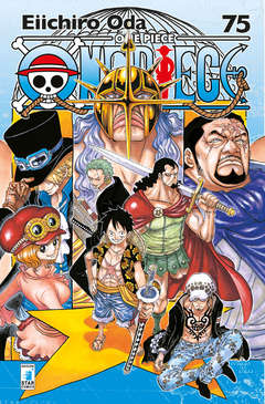 Copertina ONE PIECE NEW EDITION n.75 - ONE PIECE NEW EDITION, STAR COMICS