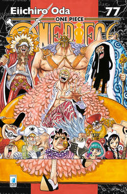 Copertina ONE PIECE NEW EDITION n.77 - ONE PIECE NEW EDITION, STAR COMICS